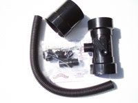 "Droughtbuster RainWater Diverter for 2.5"" & 3"" Cast Iron Pipes"